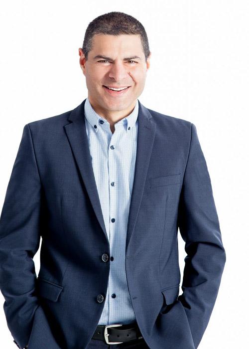 Alain Rayes - député de Richmond-Arthabaska - Lieutenant politique pour le Québec