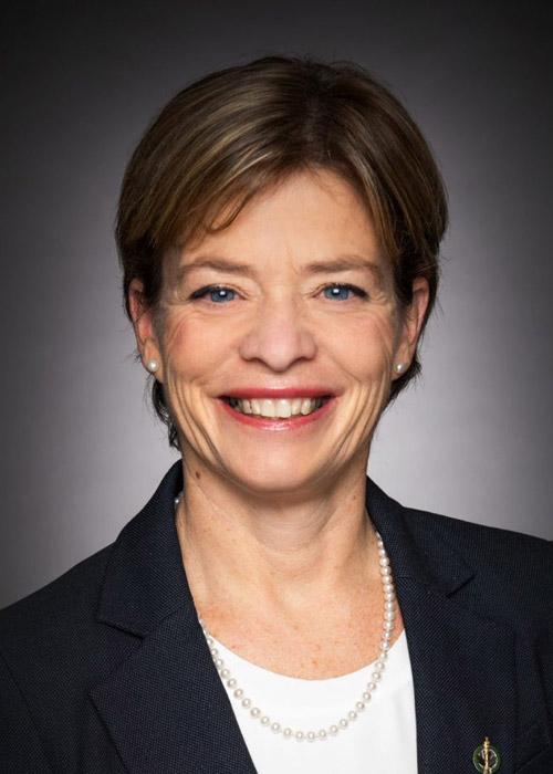 Élisabeth Brière - députée de Sherbrooke