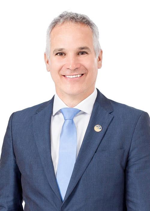Éric Lefebvre - député d'Arthabaska - Whip en chef du gouvernement