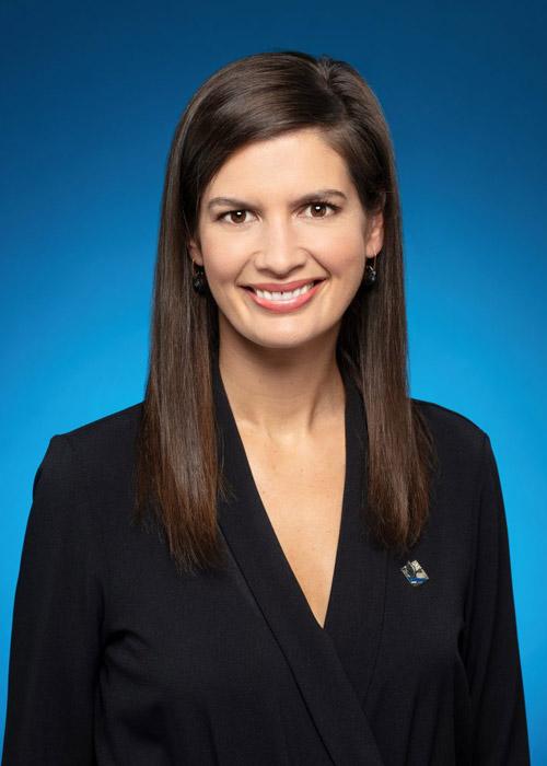 Geneviève Guilbault - députée Louis Hébert - Vice-première ministre du Québec