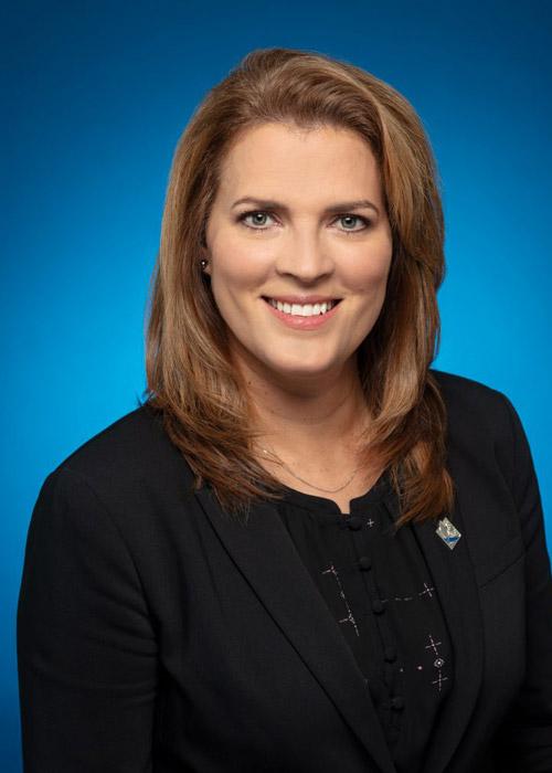 Geneviève Hébert - députée de Saint-François - Whip adjointe du gouvernement