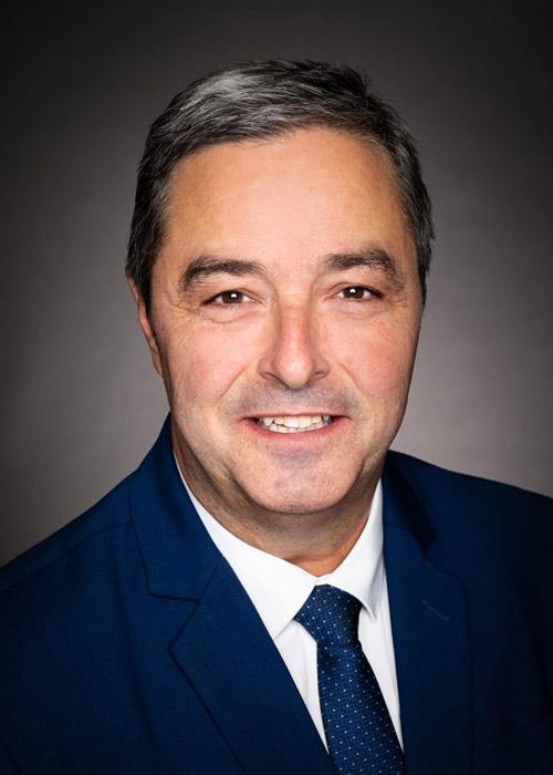 Joel Godin - député de Portneuf