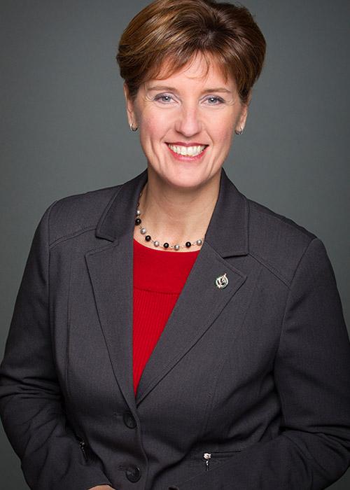 Marie-Claude Bibeau - députée de Compton-Stansted - Ministre de l'Agriculture et de l'Agroalimentaire