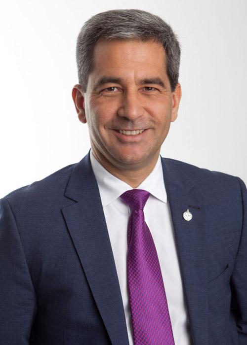 Pierre-Paul Hus - député de Charlesbourg-Haute St-Charles