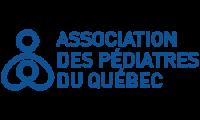 Logo Association des pédiatres du Québec