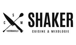 Logo Shaker Victoriaville