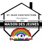 Maison des jeunes Saint-Jean-Chrysostome logo