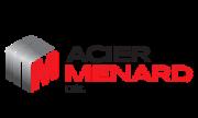 Logo Acier Ménard Granby | Partenaire Avec Toute ma Tête