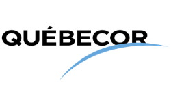 Logo de Québecor | Partenaire Avec Toute ma Tête