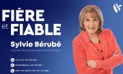 Sylvie Bérubé - Bloc Québécois - Députée de l'Abitibi-Baie-James-Nunavik-Eeyou - carte d'affaire