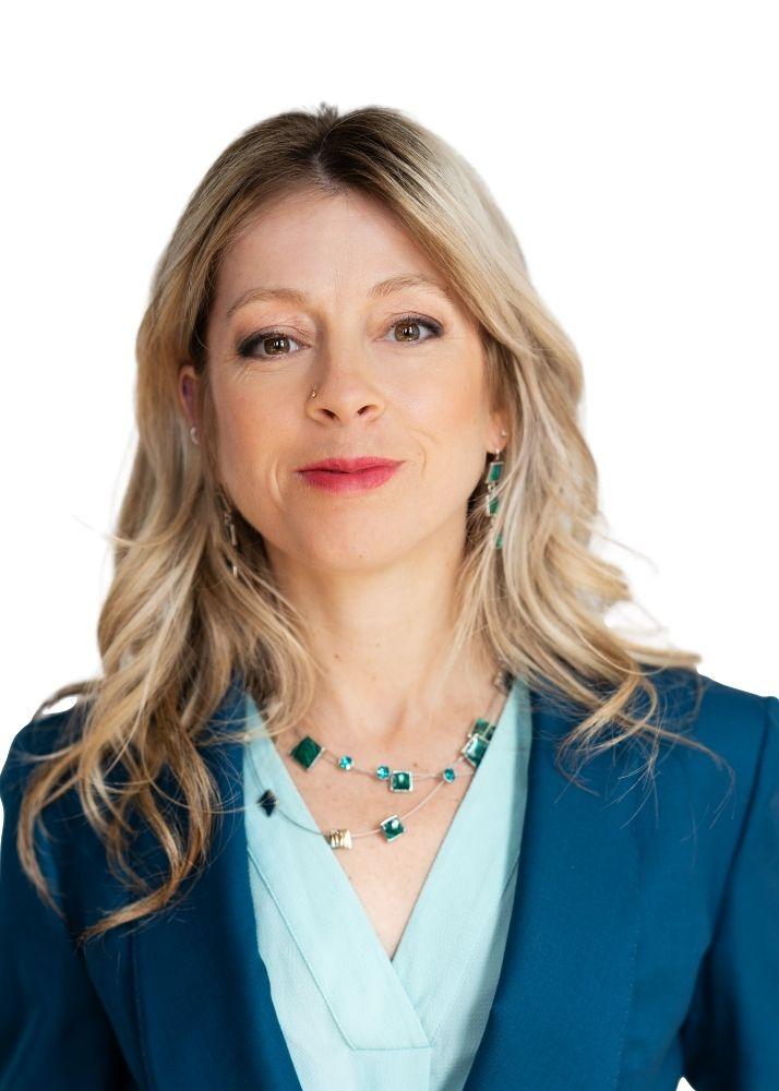 Andréanne Larouche - Bloc Québécois - Députée Shefford