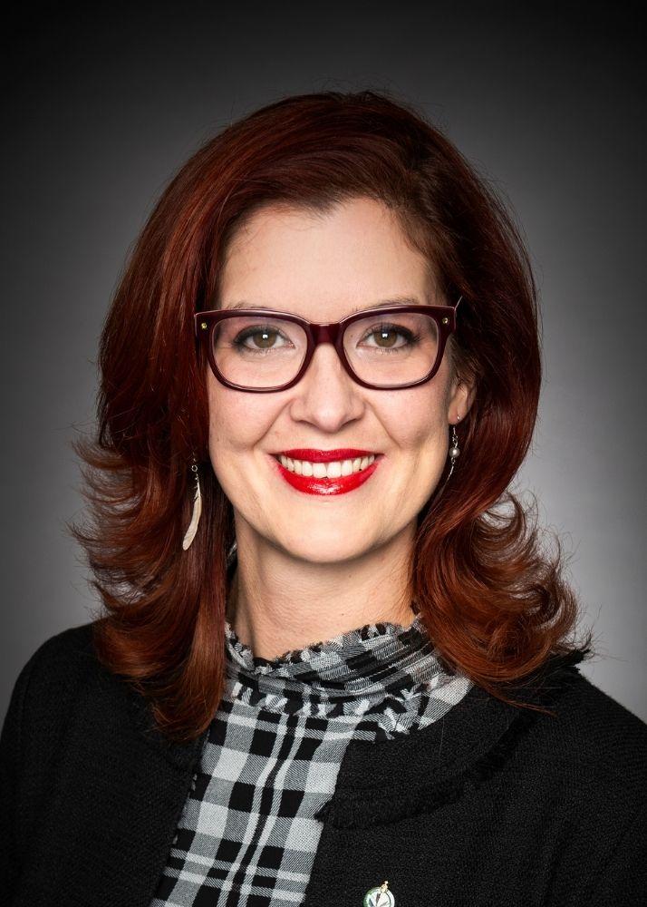 Christine Normandin - Bloc Québécois - Députée de St-Jean