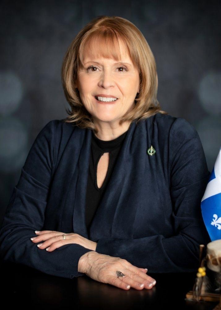 Sylvie Bérubé - Bloc Québécois - Députée de l'Abitibi-Baie-James-Nunavik-Eeyou