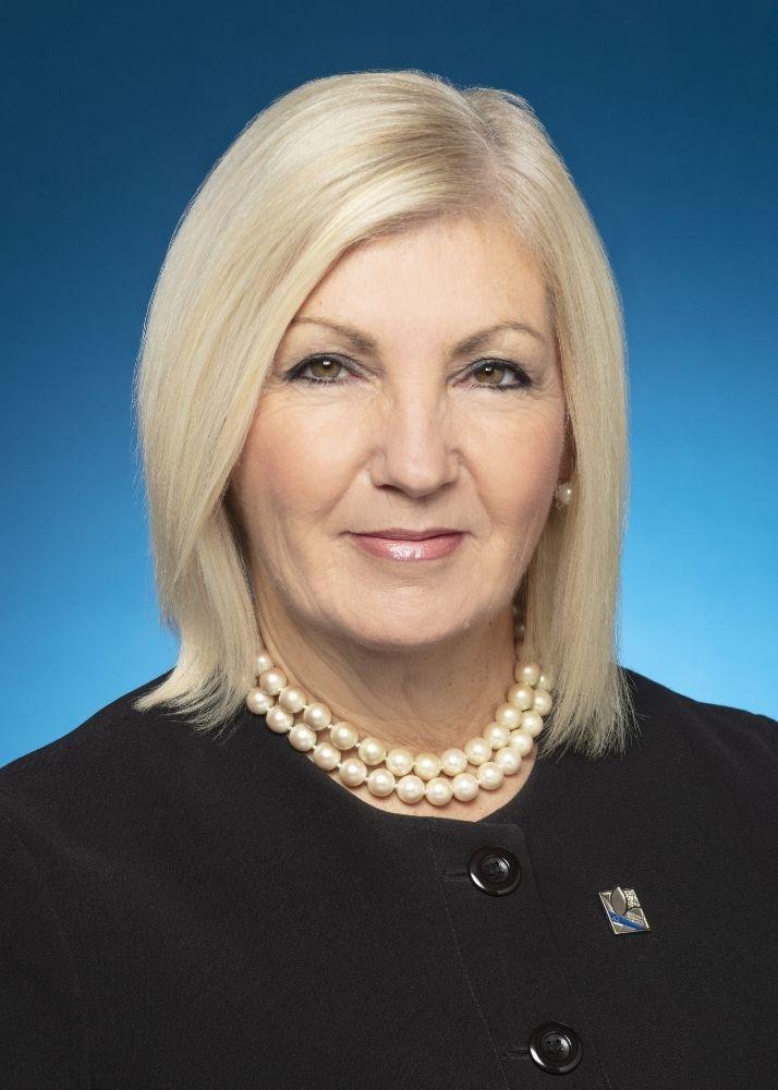 Maryse Gaudreault - députée de Hull - Parti Libéral du Québec